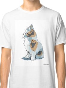 WATCHING THE WORLD GO BY Classic T-Shirt