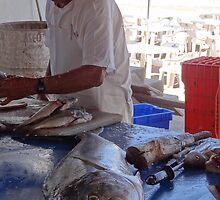 Fishmarket - Mercado De Pescado by Bernhard Matejka