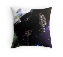 The Cruiser Throw Pillow