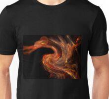 Flame dragon Unisex T-Shirt