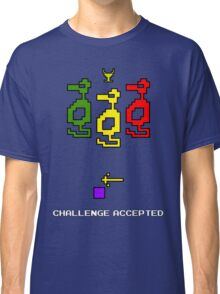 Atari Adventure Challenge Accepted TeeShirt Classic T-Shirt