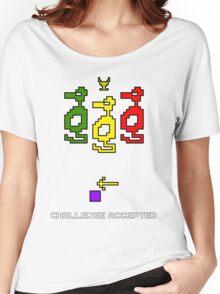 Atari Adventure Challenge Accepted TeeShirt Women's Relaxed Fit T-Shirt