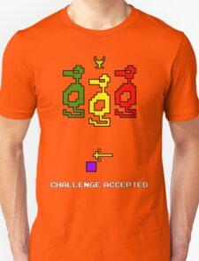 Atari Adventure Challenge Accepted TeeShirt T-Shirt