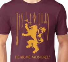 Hear Me Mongrel Gilgamesh Unisex T-Shirt