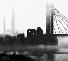 """Bridge Out"" by Micah Samter"