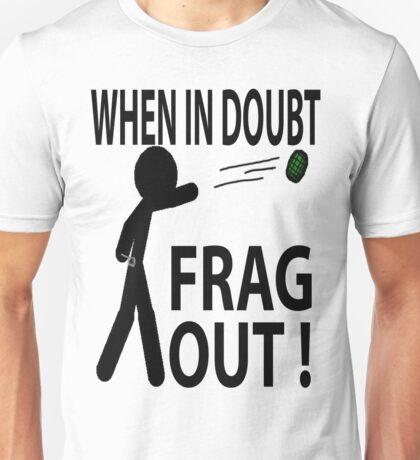Frag out Unisex T-Shirt