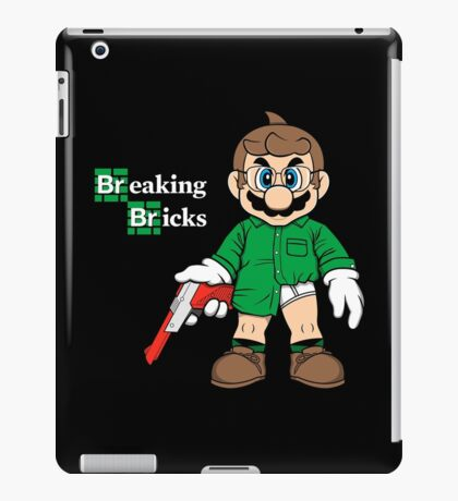 Breaking Bricks iPad Case/Skin