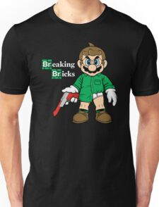 Breaking Bricks Unisex T-Shirt