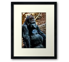 Leader of the Band Framed Print