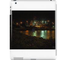 Naval Shipyard iPad Case/Skin