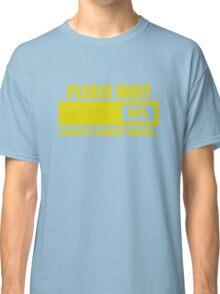 Please Wait... Sarcastic Comment Loading Classic T-Shirt