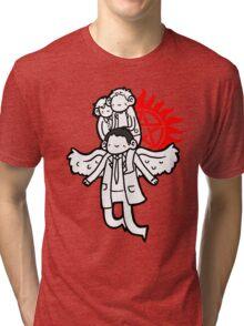 You're Watching Supernatural. Tri-blend T-Shirt