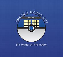 It Has To Be Timelord Technology by DavidTheStrange
