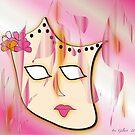 Masque by IrisGelbart