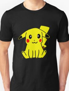 Sitting Pikachu T-Shirt