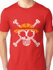 Friends' One Piece Unisex T-Shirt
