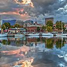 Constitution Dock by Lynden