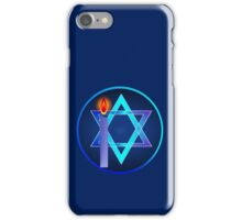 Glowing Star with lovely light iPhone Case/Skin