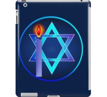 Glowing Star with lovely light iPad Case/Skin