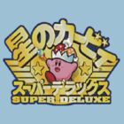 Kirby Super Deluxe by chrisbarton303