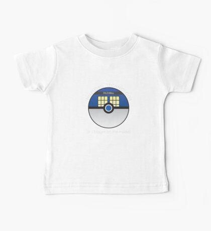 It Has To Be Timelord Technology Baby Tee