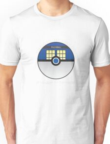 It Has To Be Timelord Technology Unisex T-Shirt