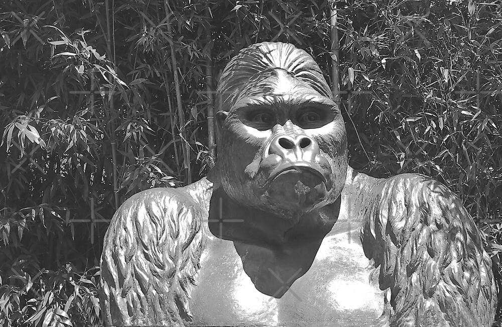 M'bongo, Zoo Memorial by Heather Friedman