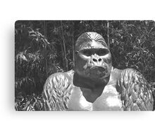 M'bongo, Zoo Memorial Canvas Print