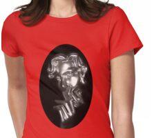 இڿڰۣ MIDNIGHT ROSE TEE SHIRT இڿڰۣ  Womens Fitted T-Shirt