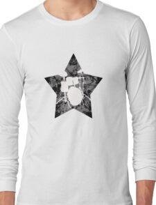 Rockstar drums Long Sleeve T-Shirt