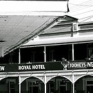 Royal Hotel by Malcolm Clark