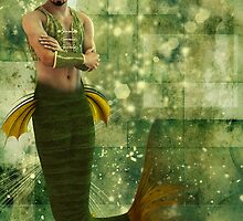 Persian Merman by InfinityRain