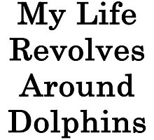 My life revolves around dolphins by supernova23