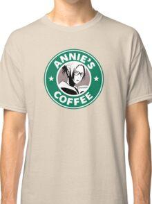 Annie's Coffee Classic T-Shirt