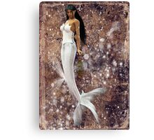 Elven Mermaid Canvas Print