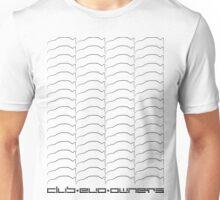Club Evo Owners - Repeat Pattern (Black) Unisex T-Shirt