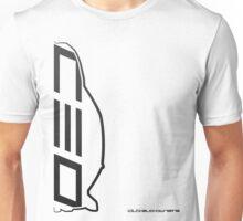 Club Evo Owners - Large Logo (Black) Unisex T-Shirt
