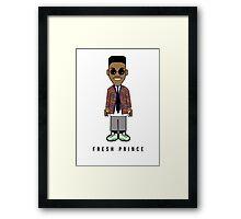 Prince School'n Framed Print