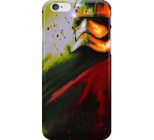 Star Wars | Captain Phasma  iPhone Case/Skin
