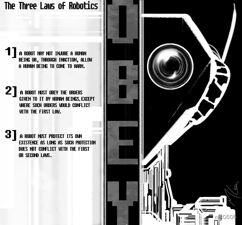 """The Three Laws"" by Micah Samter"