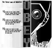 """The Three Laws"" Poster"