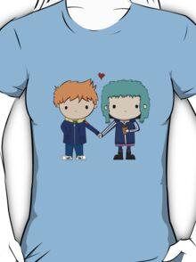 Scott Pilgrim - Scott and Ramona T-Shirt