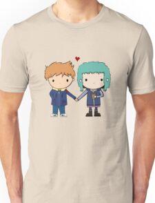 Scott Pilgrim - Scott and Ramona Unisex T-Shirt