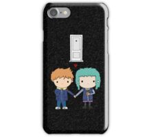 Scott Pilgrim - Scott and Ramona iPhone Case/Skin