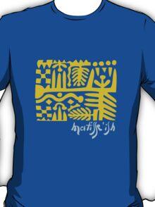 wearable art Matisse fake T-Shirt