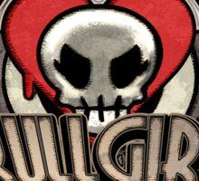SkullGirls Logo Sticker