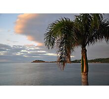 Morning in Paradise  Photographic Print