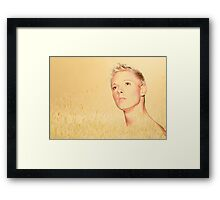 Listen to the Earth Framed Print