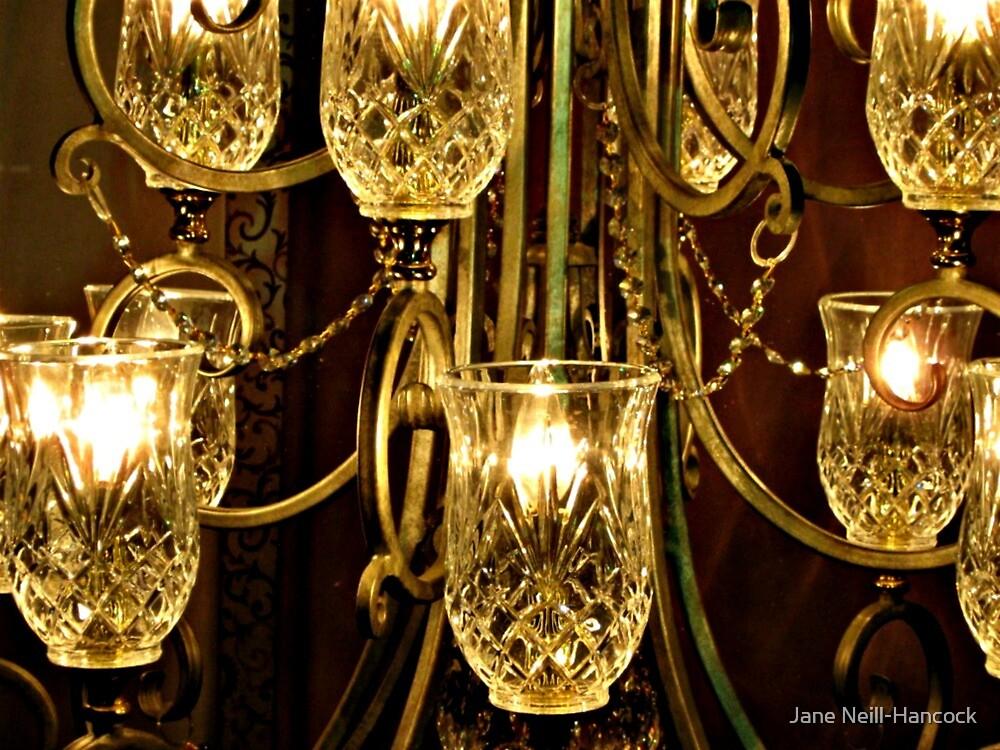 Shimmering Glass by Jane Neill-Hancock