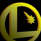 Legion of Superheroes Logo by yosaffbridge16